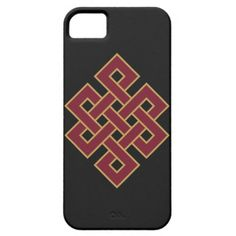 Endless Knot Symbol #iPhone5 case