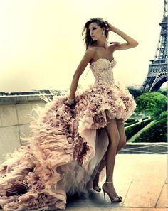 High Fashion Gown