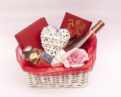 darčekový kôš Láska