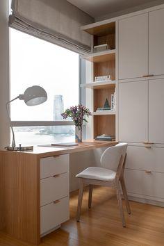 Study Room Design, Study Room Decor, Small Room Design, Home Room Design, Home Office Design, Home Office Decor, Home Interior Design, Home Decor, Study Room Furniture
