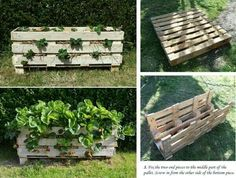 Nice way to recycle a pallet