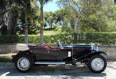 Thrupp  Amp  Maberly Bentley 4 1/2L 1929 MR3390