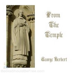 From The Temple by George Herbert