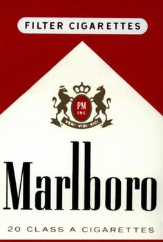 Marlboro - I don't smoke and I never did, but I love big tobacco. These guys provided decades of the best auto racing ever. Marlboro Logo, Marlboro Red, Cigarette Coupons Free Printable, Free Coupons By Mail, Red Aesthetic Grunge, Aesthetic Vintage, Aesthetic Dark, Cigarette Brands, Cigarette Box