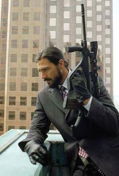 Eric Etebari as Ian Nottingham - Witchblade