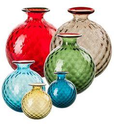 Monofiore Venini Vase