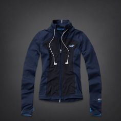 Hollister Hoodie Buddy Active Full-Zip. I have to have this!!!