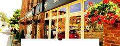 Merchantman - Fresh Seafood & Oyster Bar Oyster Bar, Lawn Games, Fresh Seafood, Prince Edward Island, Food Service, Oysters, Perfect Place, Restaurants, Patio