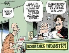 The Healthcare Industry: Different Medical Professions Health Insurance, Car Insurance, Insurance Companies, Cheap Dental Insurance, Homeowners Insurance Coverage, Health Care Reform, Health Programs, Political Cartoons, How To Plan