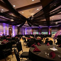 Award Winning Caterers ~ Exquisite Grand Ballroom ~ Wedding Ceremonies ~ Receptions Up to 500 Guests.  The Northside Hospital-Cherokee Conference Center at The Bluffs