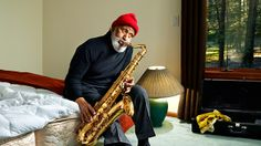Sonny Rollins Profile. Was so great to meet Sonny when he toured here. Amazing that he is still playing so well.