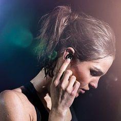 Dash Wireless Fitness Headphones by Bragi #Fitness, #Headphones, #Wireless