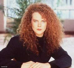 nicole+kidman+curly+hair   ... understand why she gave up her natural curls. She was so gorgeous