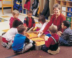 Differentiating Curriculum for Special Education Children