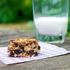 Paleo Magic Cookie Bars | she cooks...he cleans