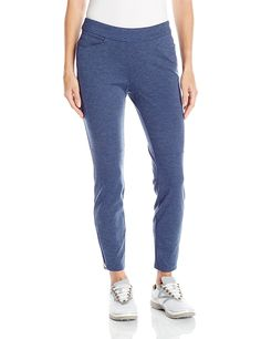 adidas Golf Womens Ponte Ankle Pant >>> This is an Amazon Affiliate link. You can find out more details at the link of the image.
