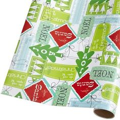 Holiday Tags Gift Wrap Lylove studio