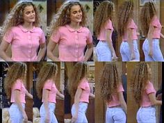 Keri Russell in Married with Children