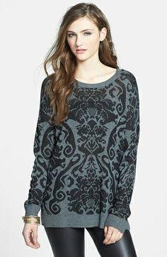 Sweater Weather i would totts wear it lol totts