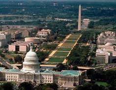 Washington, DC: old stomping grounds