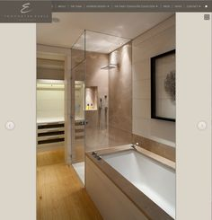 Smaller Marble Glass Bathroom My Size