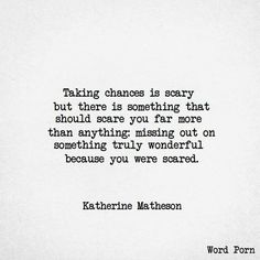 The Personal Quotes - Love Quotes , Life Quotes Last Chance Quotes, Another Chance Quotes, Scared To Love Quotes, Quotes To Live By, Quotes About Being Scared, Love Risk Quotes, Friendship To Love Quotes, Scared Of Love, Last Love Quotes