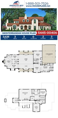 Modern Farmhouse Plan Who will be the first to build this Modern Far. Modern Farmhouse Plan Who will be the first to build this Modern Farmhouse dream? The Plan, How To Plan, Best House Plans, Dream House Plans, Open House Plans, Dream Houses, Plans Architecture, Farmhouse Architecture, Plan Garage