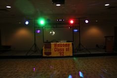 Huntington East Class of '82  - A gig we did in co-operation with DJ's Unlimited