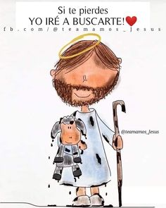 """""""When you're lost, I will find you. I Love You God, God Loves You, Jesus Loves Me, God Is Good, Catholic Religion, Catholic Quotes, Jesus Artwork, Gods Love Quotes, Christian Images"""