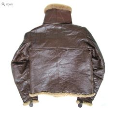 RAF Irvin flying jacket