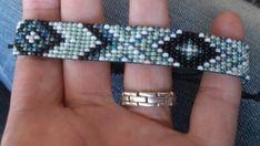 Tissés à la main perles bracelet/métier à tisser perles
