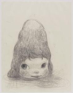 "pencil on paper, 25-9/16"" x 19-11/16"" (65 cm x 50 cm), 2011"