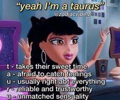 Zodiac Signs Chart, Zodiac Signs Taurus, Zodiac Sign Traits, Zodiac Star Signs, Zodiac Funny, Zodiac Memes, Zodiac Quotes, Zodiac Facts, Taurus Memes