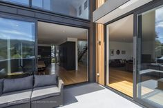 Grater Street Residence by Parker Warburton Team Architects (PWTA) Grater, Large Homes, Modern Contemporary, The Neighbourhood, Architects, Street, House, Home Decor, Home Ideas
