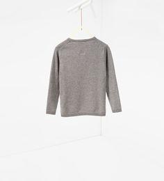 ZARA - KIDS - Basic sweater