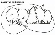 45 En Iyi Orman Haftasi Goruntusu 2019 Ormanlar Okul Oncesi Ve