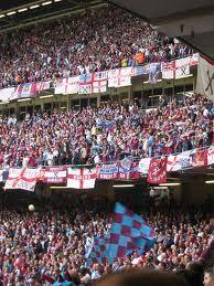 West Ham United fans