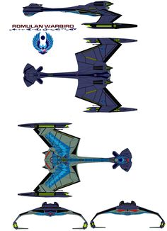 Romulan version of Klingon design Sci Fi Ships, Star Trek Universe, Science Fiction, Geek Stuff, Fandoms, Cosplay, Fantasy, Comics, History