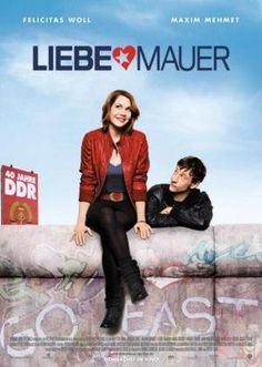 filme Querido muro de Berlim