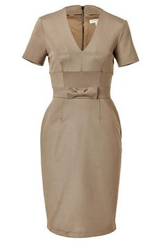 Moina Dress by Burberry