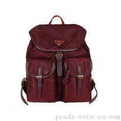 cheap prada handbags uk - Prada BZ0030 Women Leather Travel Backpacks in Black - pradafire ...