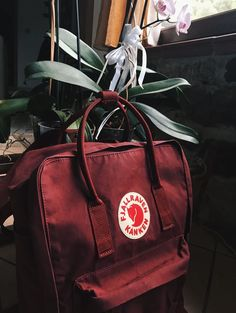 Fjallraven Kanken ~red~