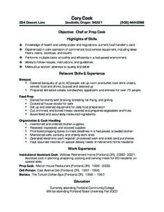 pastry chef resume and pastries on pinterest