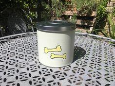 Potato Print, Dog Store, Dog Treats, Tin, Dogs, Tin Metal, Pet Dogs, Doggies, Dog