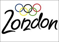 London 2012 Olympics Logo. National Panhellenic Conference women who competed at the 2012 Olympics. See http://wp.me/p20I1i-jt for more information.
