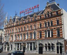 Hulstkamp Gebouw Rotterdam #eventlocatie