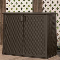 Cammie Patio Storage Cabinet