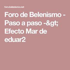 Foro de Belenismo - Paso a paso -> Efecto Mar de eduar2
