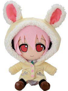 Nitroplus Plushie Series 03: Super Sonic-chan ver.3 Plush Doll