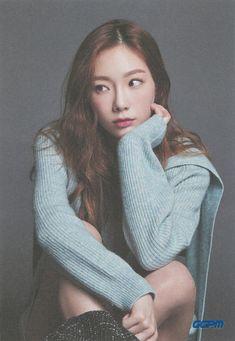 Taeyeon @ Diary Girls' Generation-Oh! Sooyoung, Yoona, Snsd, Yuri, Jeonju, Kpop Girl Groups, Kpop Girls, Taeyeon Fashion, Girls' Generation Taeyeon